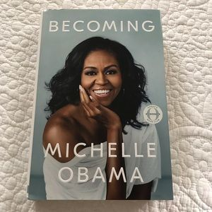 "3 for $30: Michelle Obama Biography ""Becoming"""